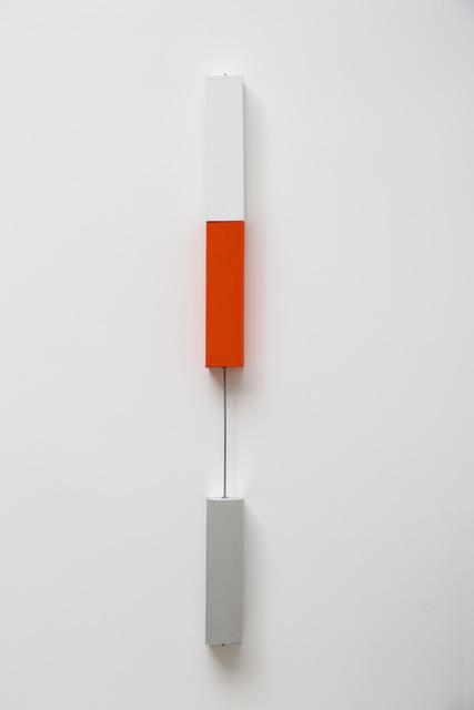 , 'Tijolinho vertical  ,' 2015, Galeria Nara Roesler