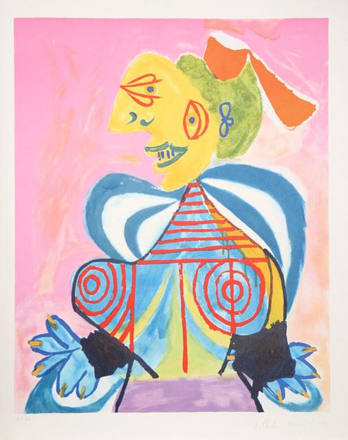Pablo Picasso, 'L'Alesienne, 1937', 1979-1982, RoGallery