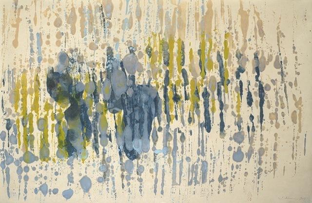 , 'Regn 4,' 2017, K. Imperial Fine Art
