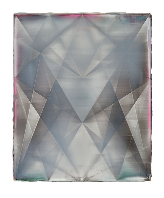 , 'Rhombus (Smoke),' 2013, Jessica Silverman Gallery