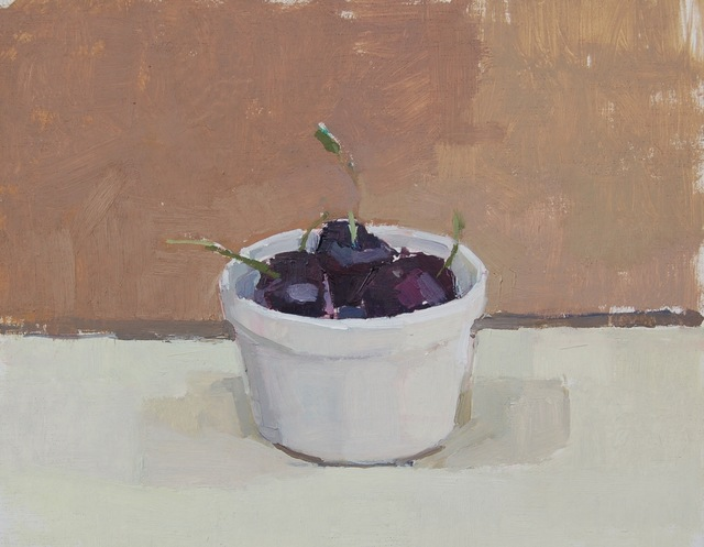, 'Sleningford Cherries,' 2017, Sarah Wiseman Gallery