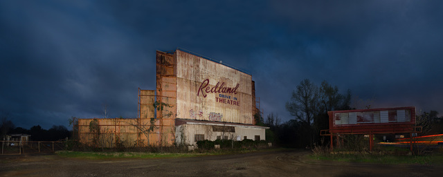 , 'Redland Drive-In; Lufkin, Texas,' 2016, Clark Gallery