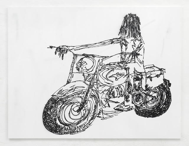 , 'Rider,' 2017, The Journal Gallery