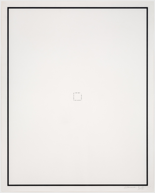Bruce Nauman, 'No Sweat', 1975, Susan Sheehan Gallery