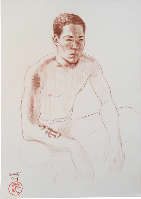Paul Binnie, 'Jiro', ca. 2004, Scholten Japanese Art