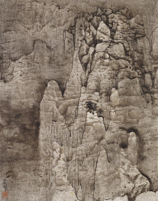 , 'Mind Landscape Series No. 5  胸中丘壑系列5號,' 2016, Rasti Chinese Art
