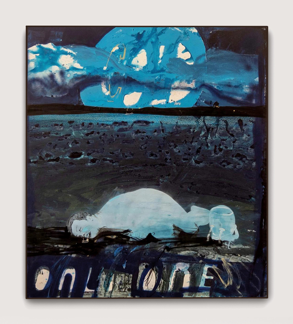 , 'Cold Night Drowning ,' 2018, Anima Mundi