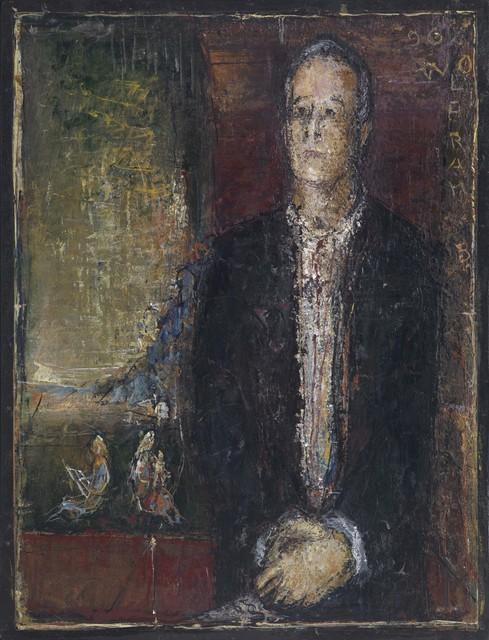 , 'Ohne Titel (Wolfram B.),' 1996, Galerie Michael Haas