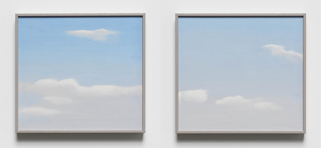 , '20.9.89 and 20.9.89 (diptych),' 1989, Koenig & Clinton