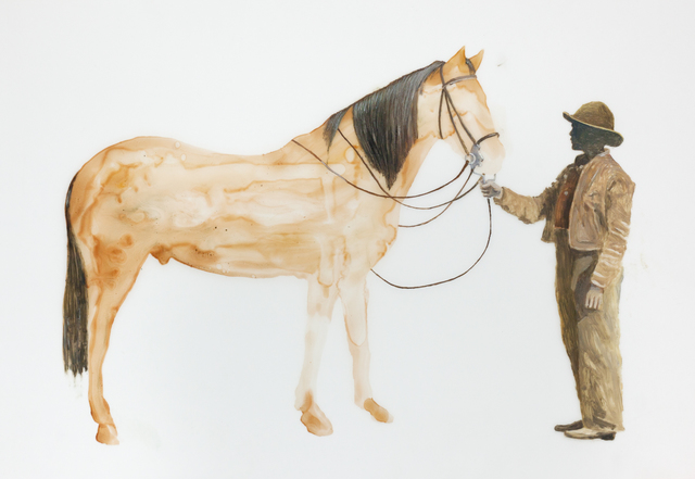 , 'Wallpaper,' 2018, Galleri Magnus Karlsson