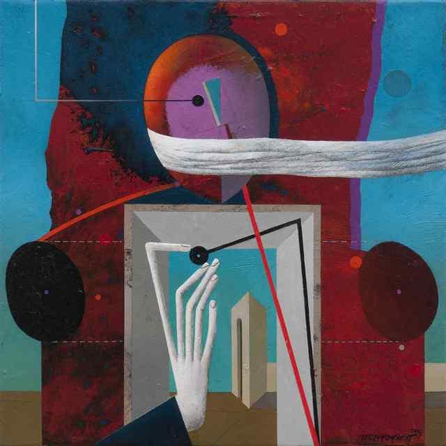 , 'Portal,' 2018, Vanda Art Gallery
