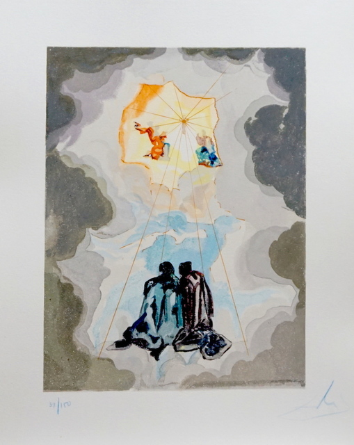 Salvador Dalí, 'Divine Comedy Heaven Canto 16', 1963, Fine Art Acquisitions
