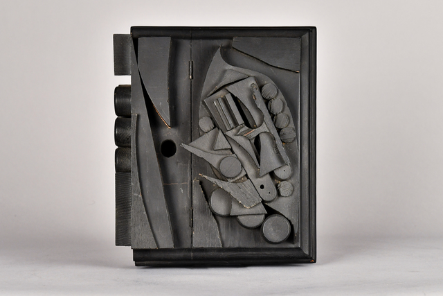 Louise Nevelson, 'Dark Cryptic XLIII', 1976, Kapoor Galleries / Graham Shay 1857