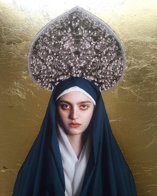 Romina Ressia, 'Madonna II', Arusha Gallery