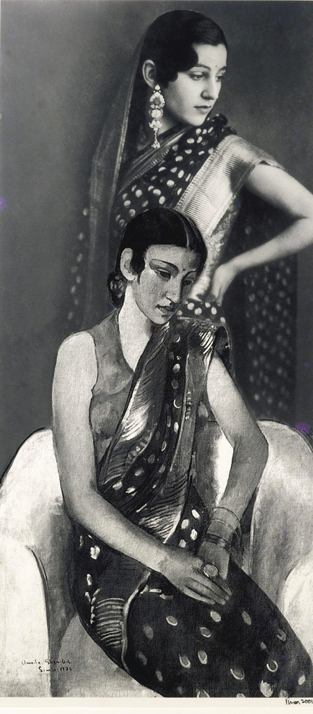 Vivan Sundaram, 'Re-take of Amrita,' 2001, Christie's South Asian + Chinese