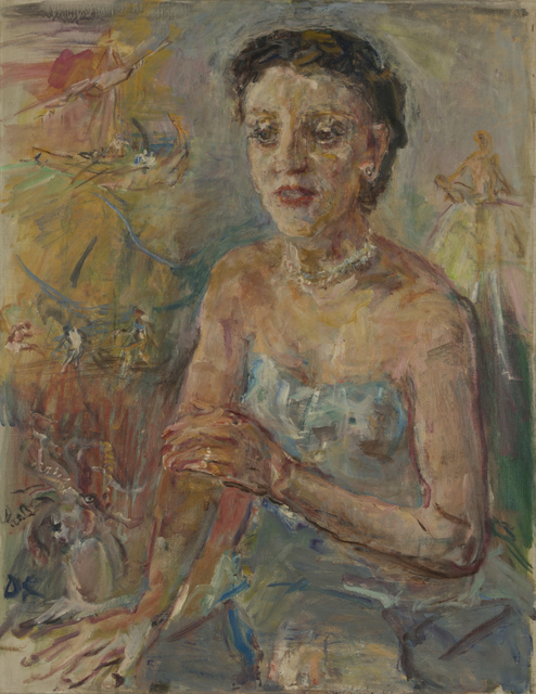 , 'Galatea,' 1953, Galerie St. Etienne