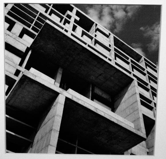 , 'Le Corbusier Ministerium (Secretariat chandigarh),' 1961, La Forest Divonne