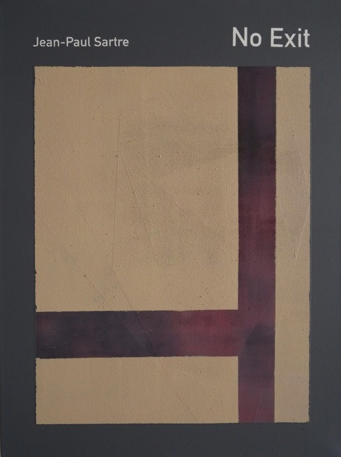 , 'No Exit / Jean-Paul Sartre,' 2010, Rossi & Rossi