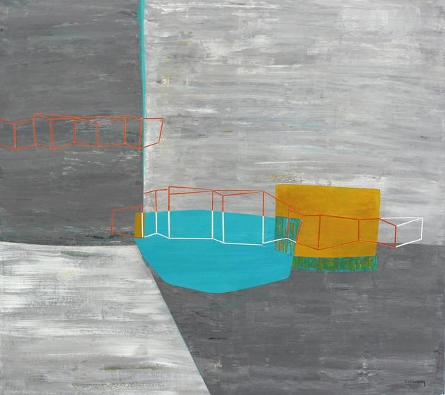 , 'Sunset Cliffs II,' 2015, Artspace Warehouse