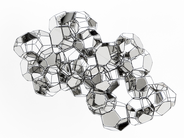 , 'Stratocumulus Undulatus/M+M,' 2018, Tanya Bonakdar Gallery