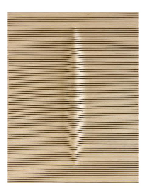 Ricardo Pascale, 'Random Lines VII', 2014, Galería del Paseo