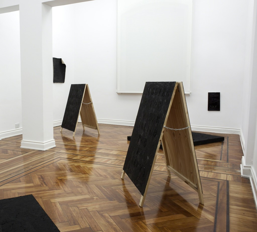 Exhibition view, Gustavo Marrone | HIPOcentro.