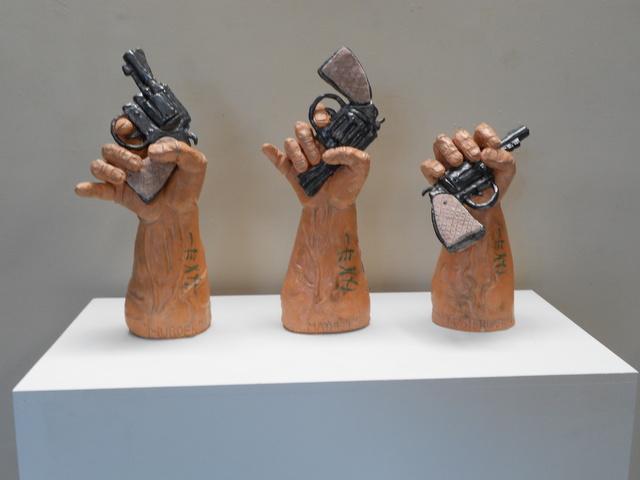 Joe Mariscal, 'The Three M's: Murder, Mayhem, and Masturbation', 1985, JAYJAY