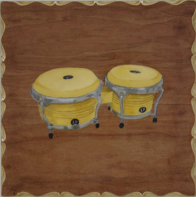 , 'Homenaje póstumo a Chavety (Bongo Player),' 2013, ROBERTO PARADISE
