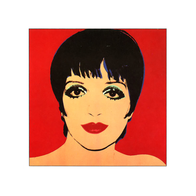 Andy Warhol, 'Liza Minelli, Red Background', 1979, White Cross