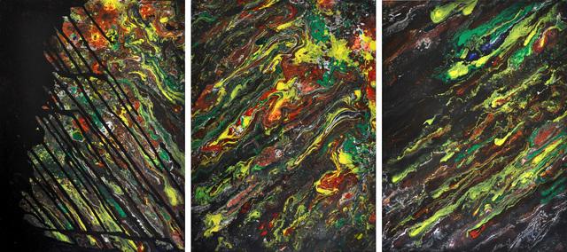 , 'Vibrations,' 2015, Yavuz Gallery