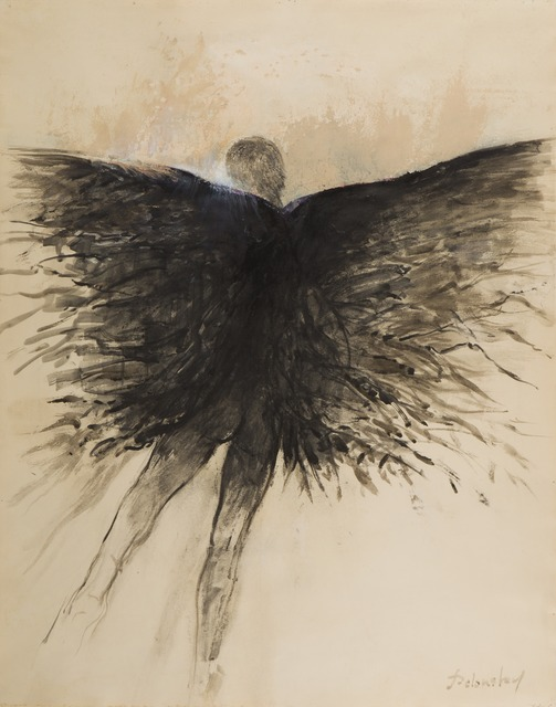 , 'Winged,' 1990, Childs Gallery