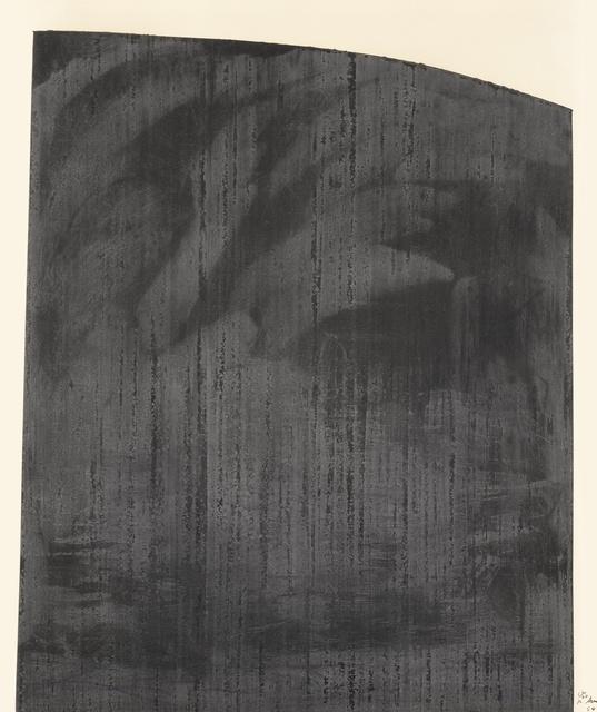 Richard Serra, 'Patience (Berswordt-Wallrabe 32)', 1984, Sotheby's