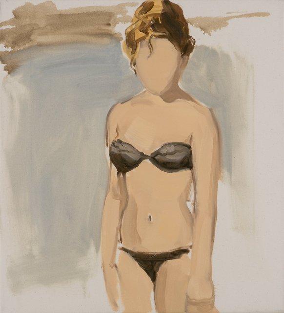, 'Black Bikini,' 2013, Hosfelt Gallery