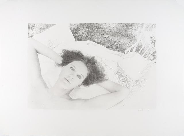 , 'Self-Portrait,' 1978, Dowling Walsh