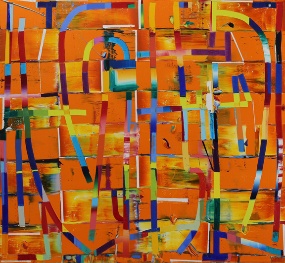 , 'Orange Crush,' 2018, McCormick Gallery