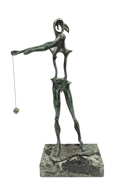 Salvador Dalí, 'HOMAGE TO NEWTON', 1981, Gallery Art