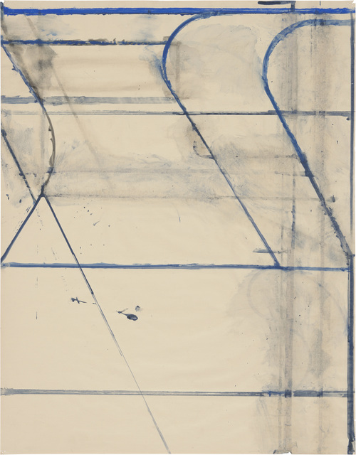 , 'Untitled,' ca. 1975, Richard Diebenkorn Foundation