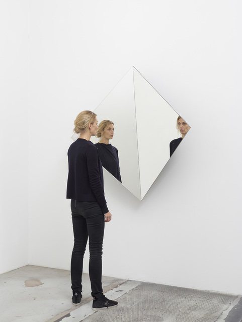 , 'Rotating Mirror Object II,' 2013, Galleri Nicolai Wallner