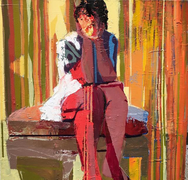 , 'Passenger,' 2018, Sue Greenwood Fine Art