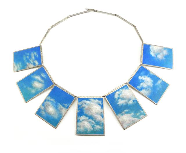 , 'Moments of Sky Necklace,' 2016, Jewelers'Werk Galerie