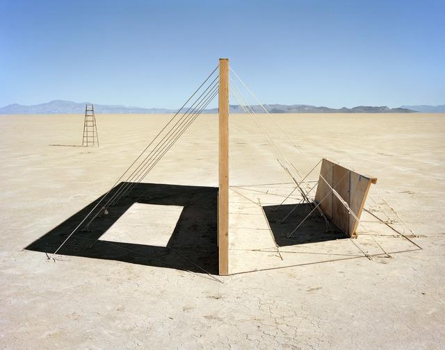 , 'Inverse Negative,' 2010, Luis De Jesus Los Angeles