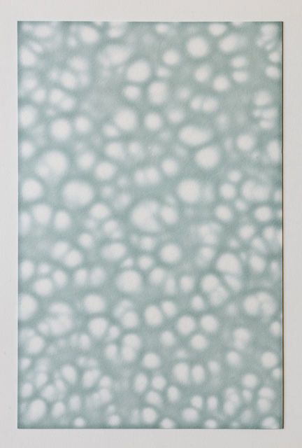 , 'Wassergrau 15,' 2012, Galerie Pfab