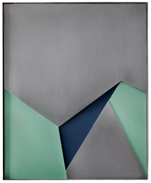 , 'Steel strata Mk1, 2017 © Theo Simpson/ Webber Gallery, London,' 2017, Foam Fotografiemuseum Amsterdam