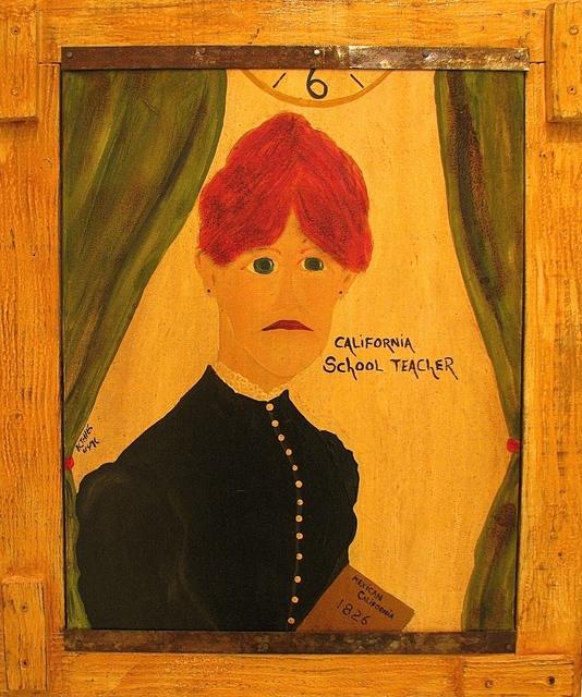 , 'California School Teacher,' 2014, Beth Urdang Gallery