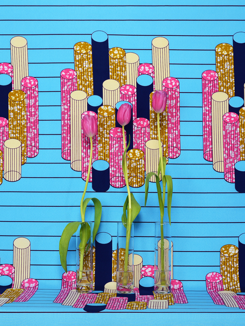 , 'Cylinders and Tulips,' 2018, Winston Wächter Fine Art