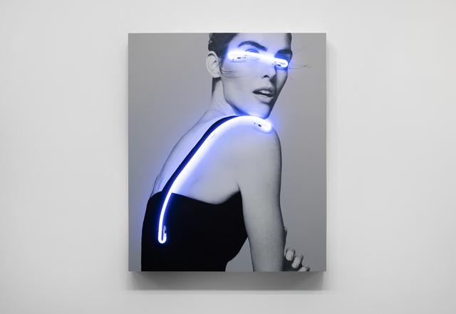 , 'Blindness Blue Soul,' 2016, Valli Art Gallery