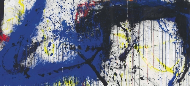 Norman Bluhm, 'Untitled', Christie's