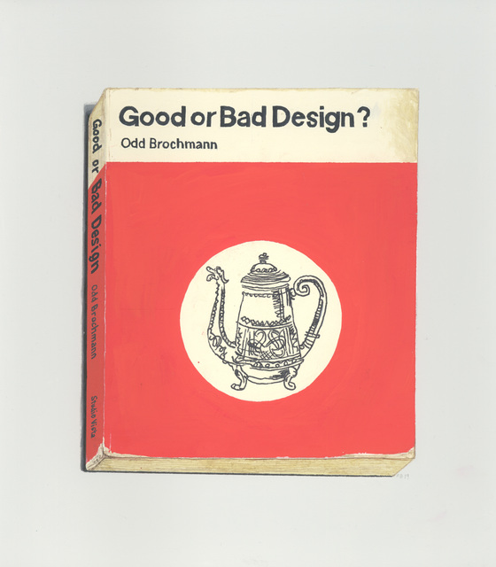 Richard Baker, 'Good or Bad Design?', 2019, Albert Merola Gallery