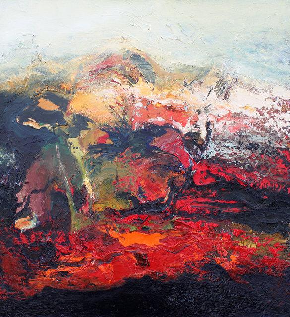 , 'Over The Horizon,' 2017, Pontone Gallery