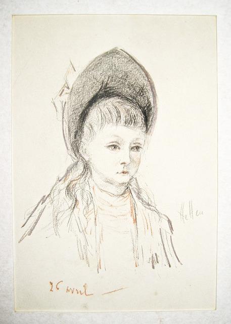 , 'Petite Fille,' ca. 1910, Fairhead Fine Art Limited